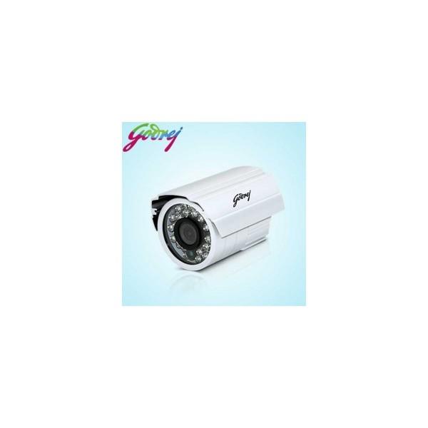 Godrej Seethru QuadraHD IR Outdoor Bullet AHD 720P Camera(Free Installation) - SEHCCTV0400