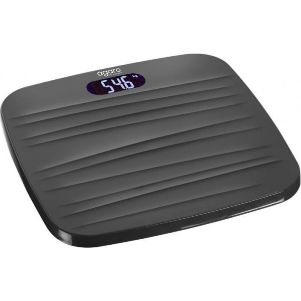 Agaro Electronic Personal Scale_WS502 Weighing Scale  (Black)