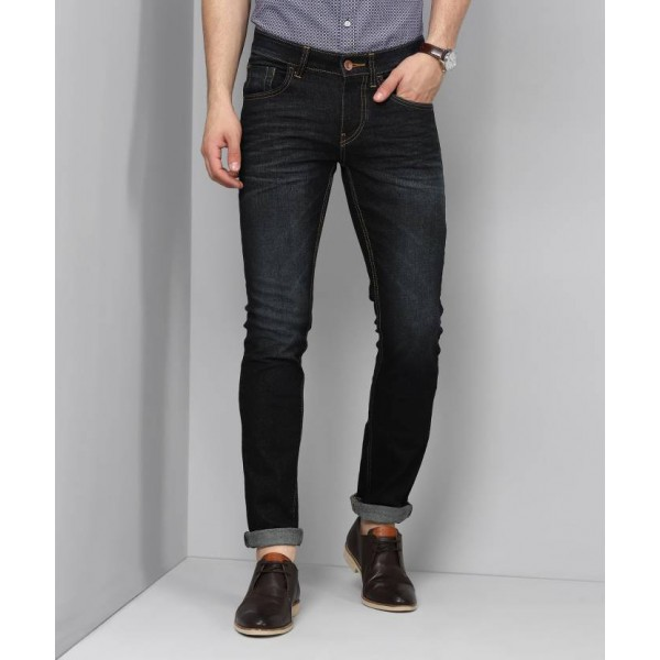 Flying Machine Slim Men's Dark Blue Jeans