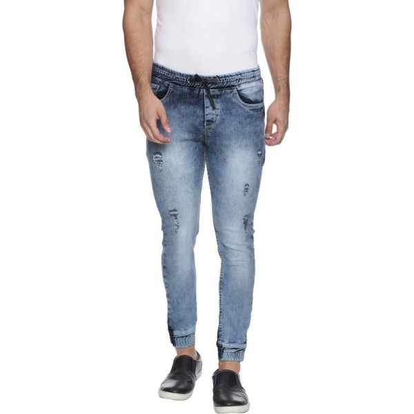 Deezeno Regular Men's Light Blue Jeans