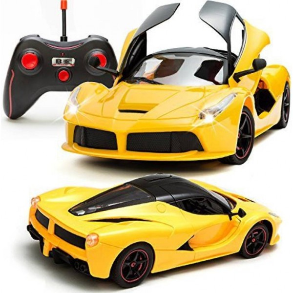 Furious 4 Ferrari Max Speed  (Yellow)