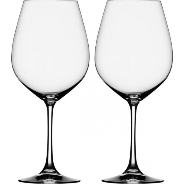 Crackndeal WINEGLASS Glass Set  (315 ml, Clear, Pack of 2)
