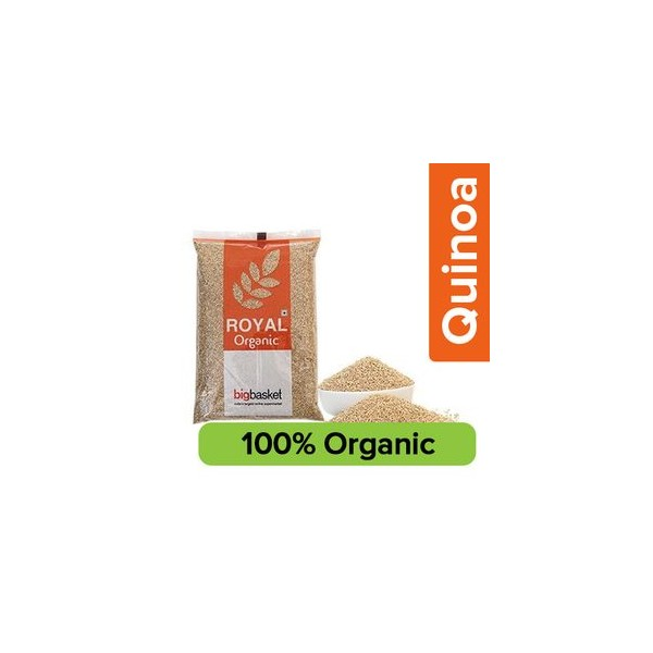 bb Royal Organic - Quinoa White, 500 gm