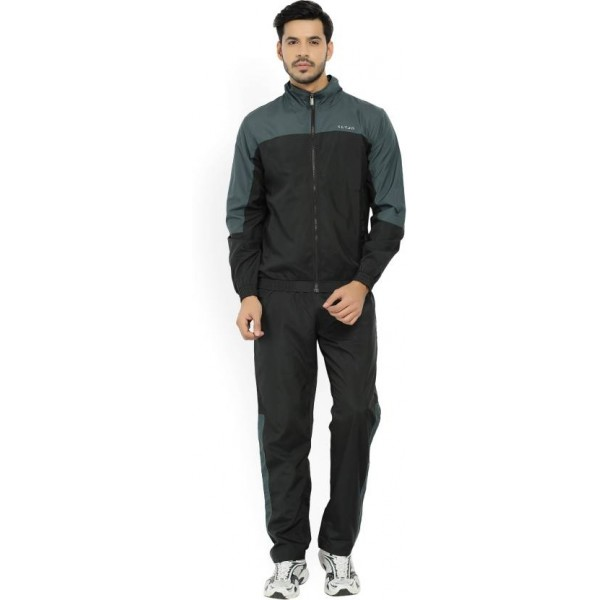 Seven By MS Dhoni Solid Men's Track Suit