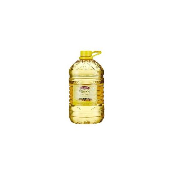 BORGES Olive Oil - Extra Light, 5 ltr