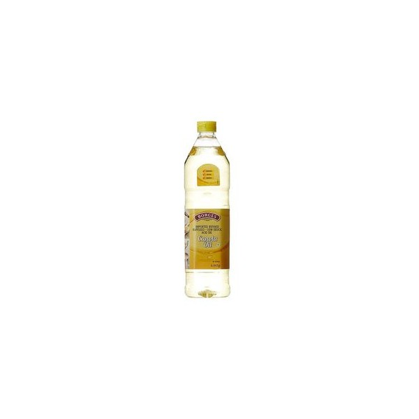 BORGES Canola Oil, 1 ltr Bottle