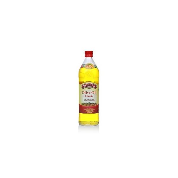 BORGES Olive Oil - Pure, Classic, 1 ltr Bottle