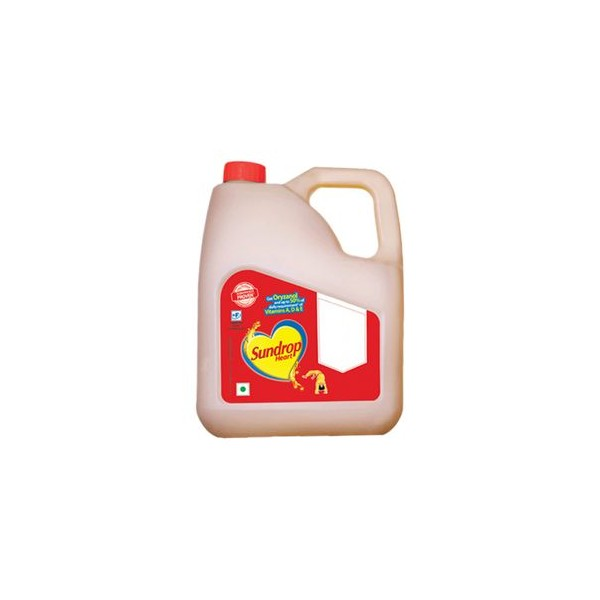 Sundrop Heart Oil - Vegetable, 3 L
