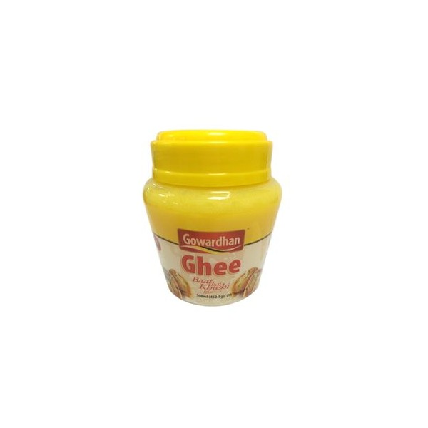 Gowardhan Premium Ghee, 500 ml Bottle