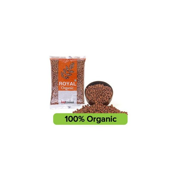 bb Royal Organic - Brown Chana/Channa, 500 gm