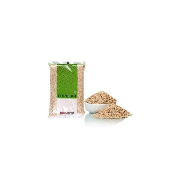 bb Popular Urad Dal - Split, 1 kg Pouch