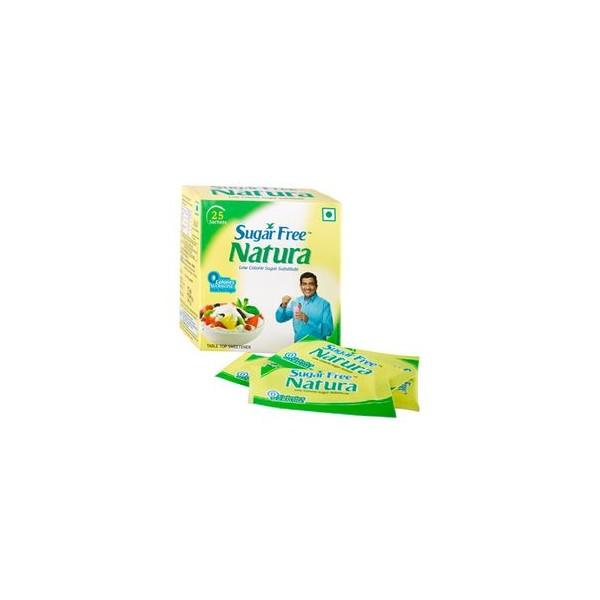 Sugar free Natura, 25 Sachets