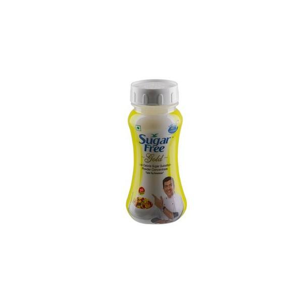 Sugarfree Gold Jar, 100 gm