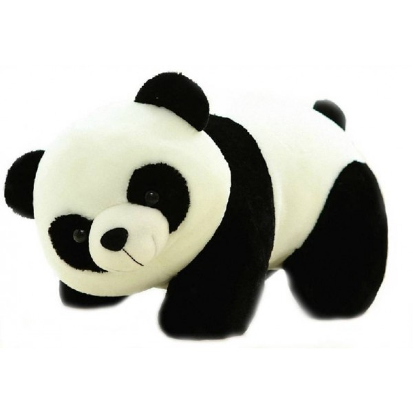 Toyland Panda Bear - 5.4 cm  (Black, White)