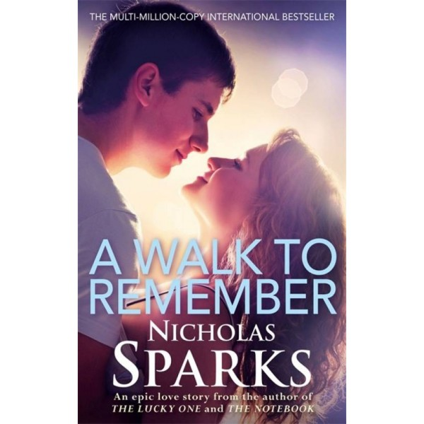 A Walk to Remember  (English, Paperback, Nicholas Sparks)