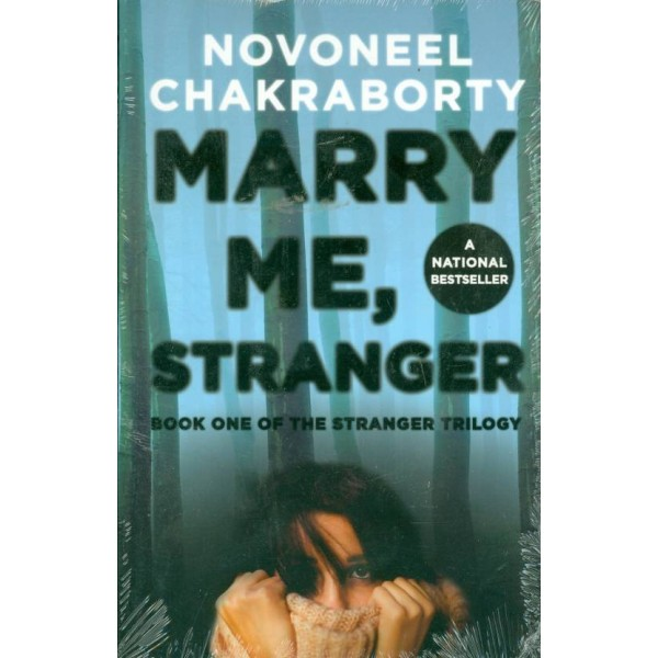Marry Me, Stranger  (English, Paperback, Novoneel Chakraborty)