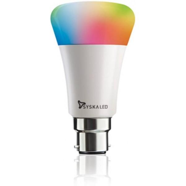 Syska 7W Wi-Fi Enabled LED Smart Bulb