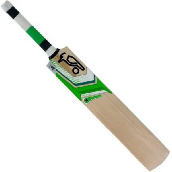 Kookaburra kahuna poplar willow tennis bat Poplar Willow Cricket Bat  (Short Handle, 1 kg)
