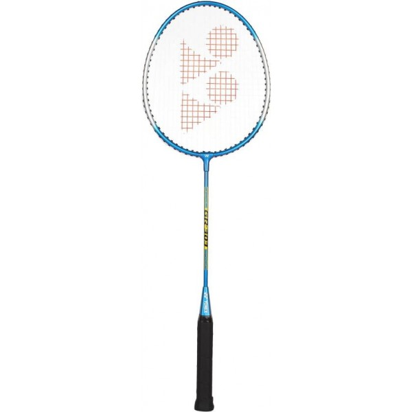 Yonex GR303 Blue Strung Badminton Racquet  (G3 - 3.5 Inches, 90 g)