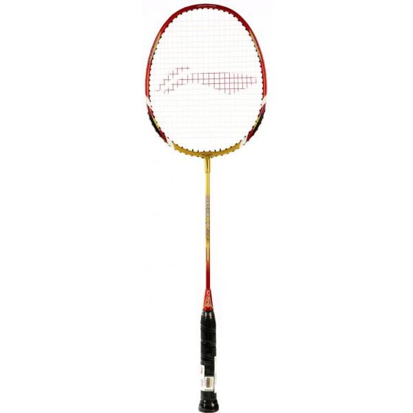 Li-Ning XP 90 II Multicolor Strung Badminton Racquet  (S2, 85 g)