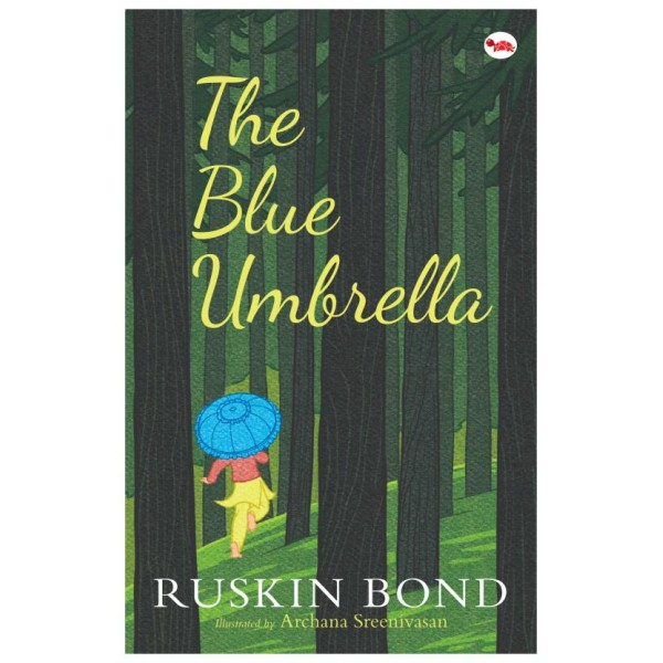 The Blue Umbrella  (English, Paperback, Ruskin Bond)