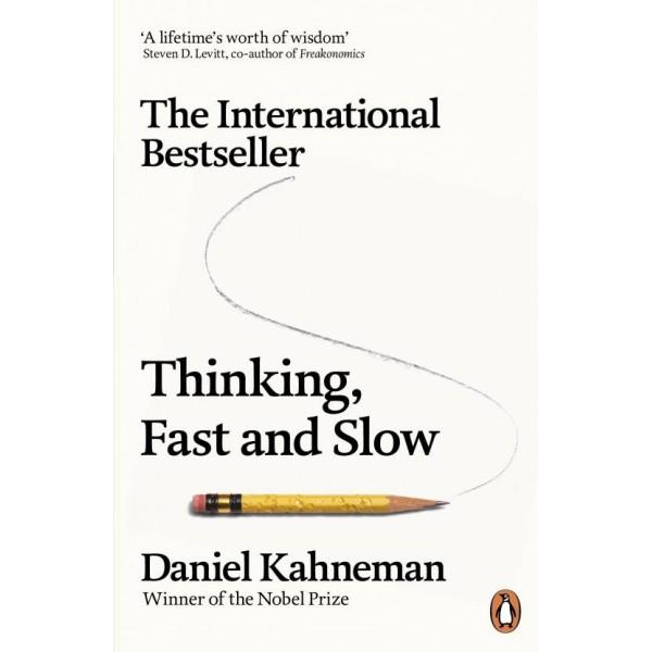 Thinking, Fast & Slow (L)  (English, Paperback, Daniel Kahneman)