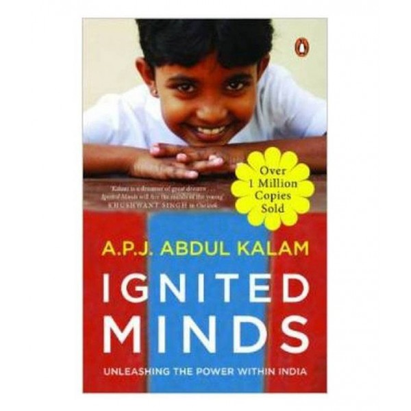 Ignited Minds : Unleashing the Power within India  (English, Paperback, A P J Abdul Kalam)