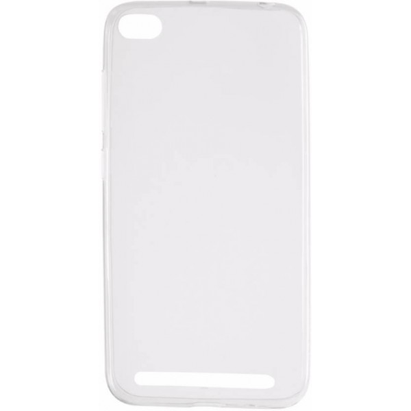 Xiaomi Back Cover for Mi Redmi 5A  (Transparent, Shock Proof, Flexible Case)