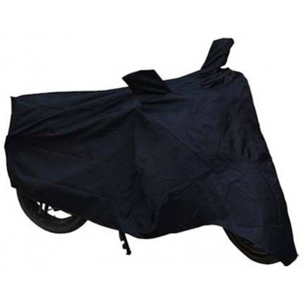 AUTO AGE Two Wheeler Cover for Honda  (Activa, Black)