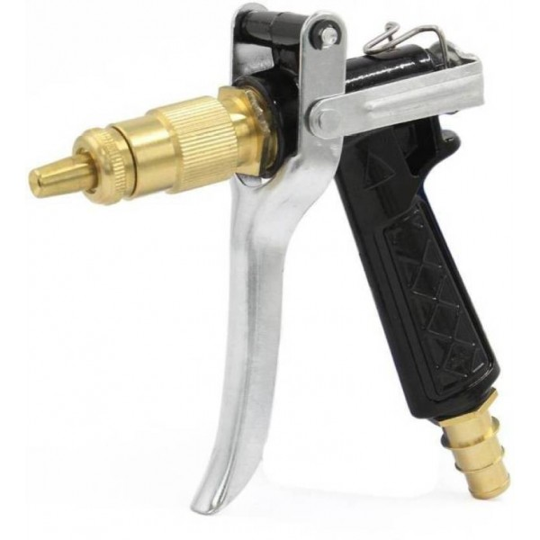 GOCART High Pressure Car Washer Gun, Metal Garden Water Sprayer Hand Sprayer with Brass Connector, High Pressure Washer