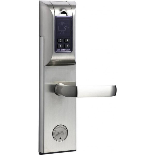 ADEL 4920 Right Side Lock( Fingerprint,RFID Card ,Password & Mechanical key ) Smart Door Lock