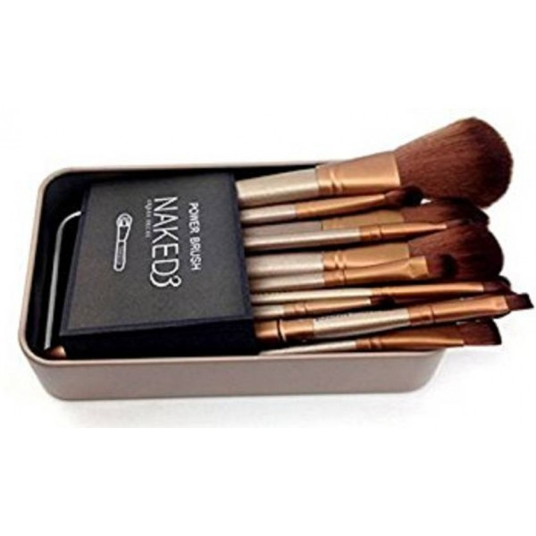 Urban Decay Naked 3 Brush  (Pack of 12)