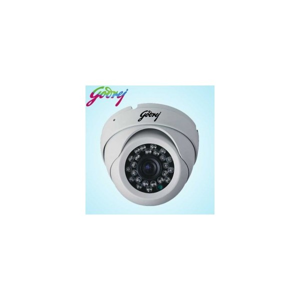 Godrej Seethru QuadraHD IR Indoor Mini Dome AHD 720P Camera(Free Installation)-SEHCCTV0300
