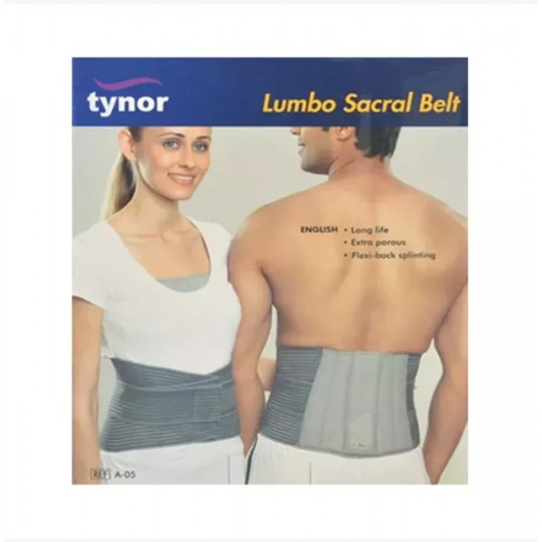 Tynor A-05 Lumbo Sacral Belt M