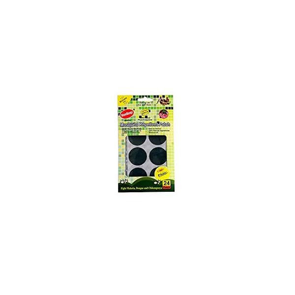 Runbugz Mosquito Repellent Patch Green