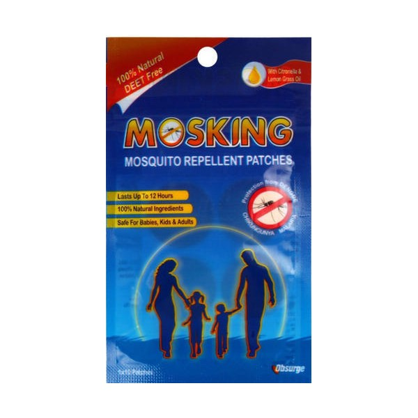 Mosking Mosquito Repellent Patch