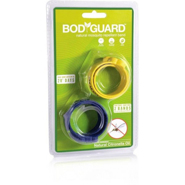 Bodyguard Natural Mosquito Repellent Band