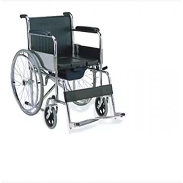 Karma Rainbow 6 Commode Manual Wheelchair