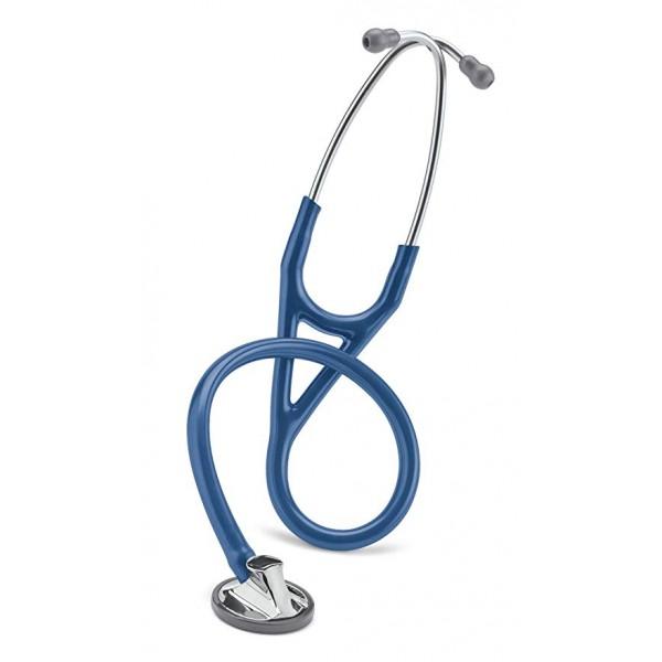 3M Littmann Master Cardiology Stethoscope, Navy Blue Tube, 27 inch, 2164
