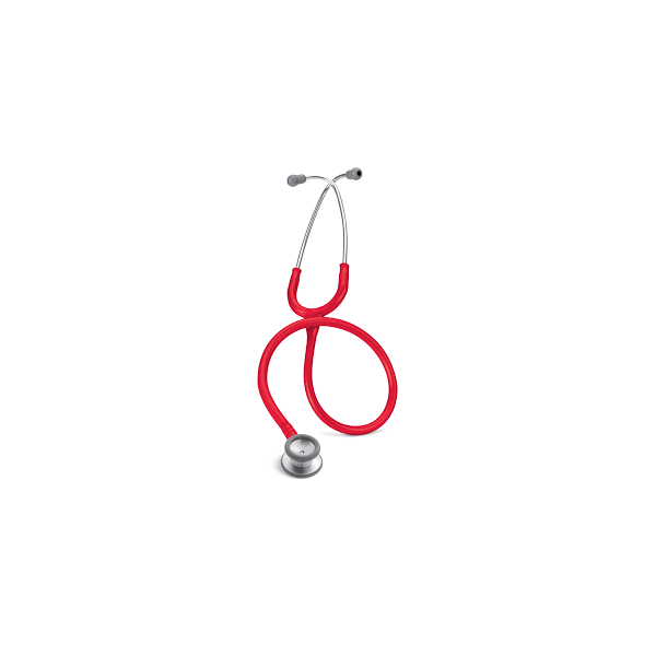 3M Littmann Classic II Pediatric Stethoscope 2113R Red