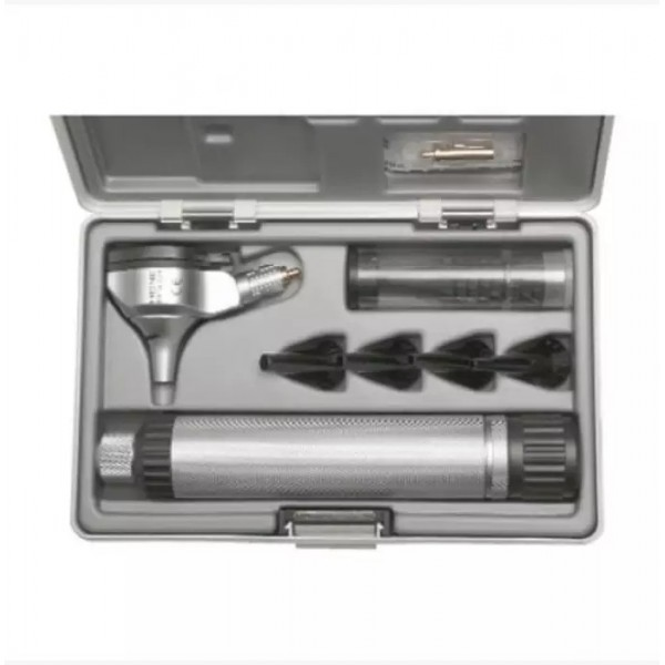 Heine BETA200 Fiber Optic Otoscope with 4 Reusable Tips