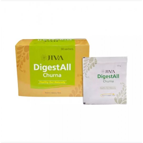 Jiva Digestall Churna Pack of 2