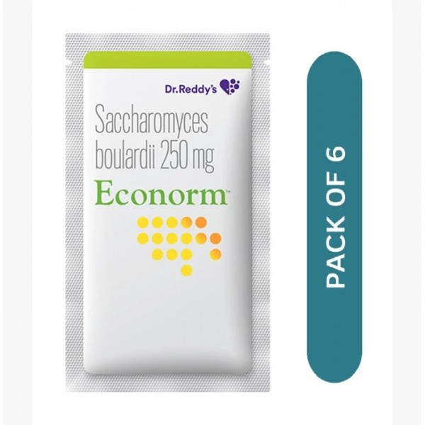 Econorm 250mg Powder Pack of 6