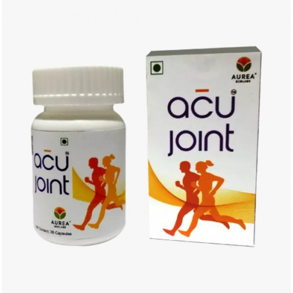 Aurea Biolabs Acujoint- Natural Formulation for Joints Capsule