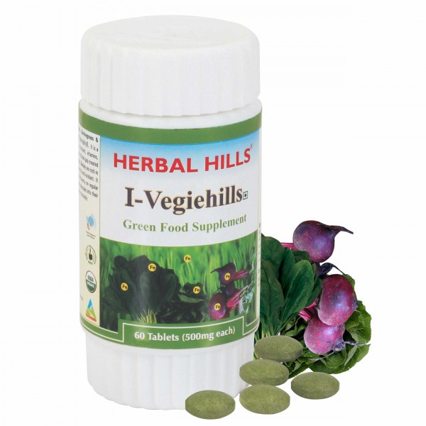 Herbal Hills I-Vegiehills Tablet