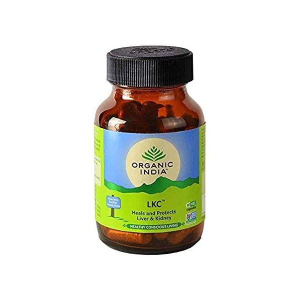 Organic India LKC Capsule