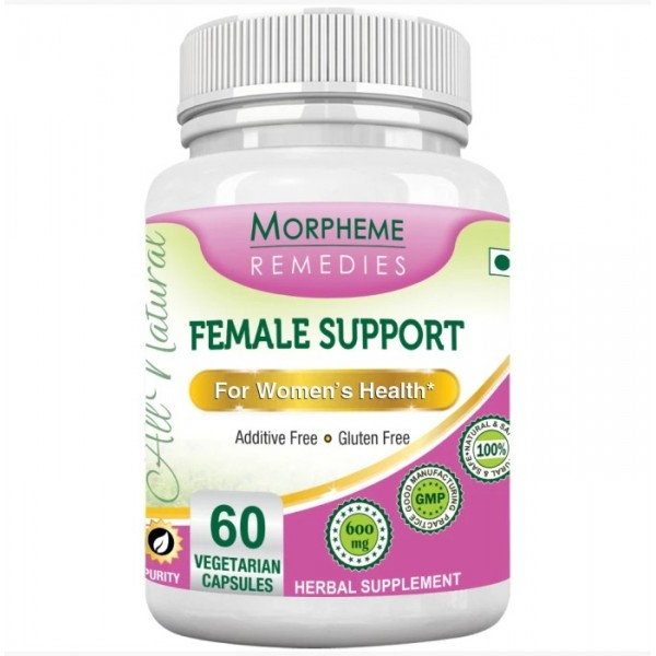 Morpheme Female Support Capsule