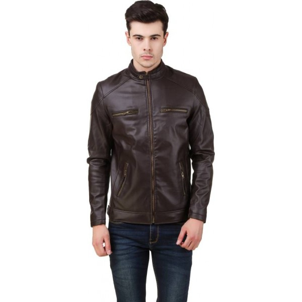 Fashion Gallery Full Sleeve Solid Men's Jacket