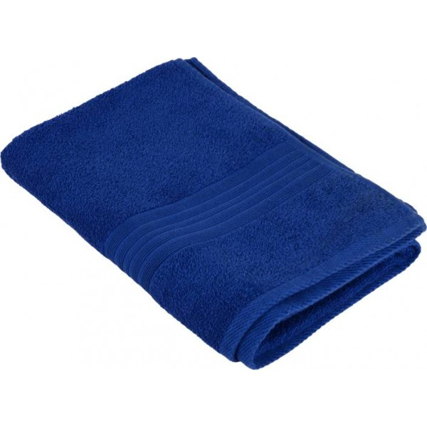 Homely Cotton Bath Towel  (Blue)