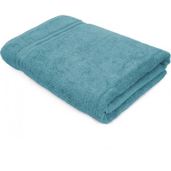Swiss Republic Cotton Bath Towel  (Grey)